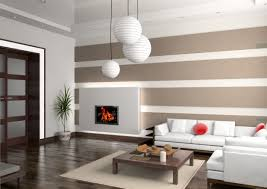Wallpaper Design Home Decoration Comfortable Modern Living Room Interior Decorating Ideas With