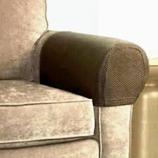 Sofa Armrest Cover 2 Stretch Sofa Arm Cover Soft Protectors Armrest Covers Couch