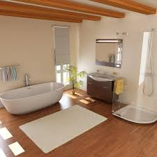 Laminate Bathroom Flooring Our Favourite Bathroom Flooring Options For Your Home