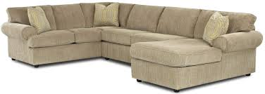 Right Sectional Sofa Sectional Sofa With Rolled Arms And Right Chaise And With Regard