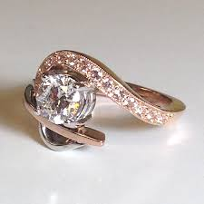 Custom Wedding Rings by Custom Jewelry Design Greenwich St Jewelers New York Ny