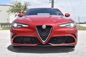 2017 alfa romeo giulia quadrifoglio review the new super sedan rival