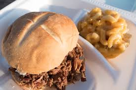 the flying pig bbq uncovering oklahoma pulled pork with mac cheese from flying big bbq photo by dennis spielman