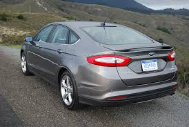 2013 ford fusion spoiler 2013 ford fusion se car reviews and at carreview com