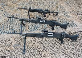 siege fn top imi negev light machine gun bottom fn mag general