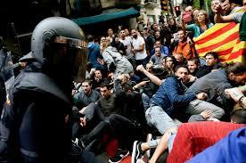 unabhängigkeitserklärung rückt in katalonien nach referendum näher