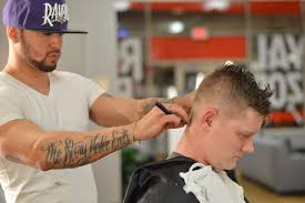 haircuts royal razor barbershop baltimore multicultural