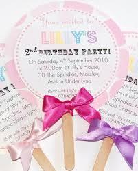 unique birthday invitations for kids images invitation design ideas