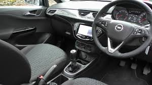 opel corsa interior 2016 opel corsa 1 4 litre petrol excite review changing lanes