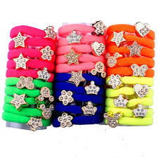 hair rubber bands fully fancy and attractive best quality hair accessories rubber