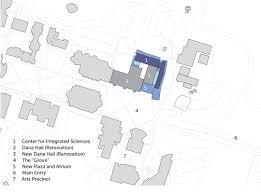 Bridgewater State University Campus Map by Center For Integrated Sciences U2013 Payette