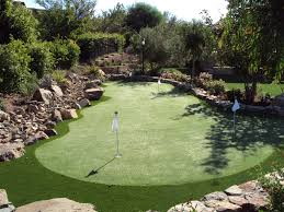 simple steps to create a backyard putting green designs arafen