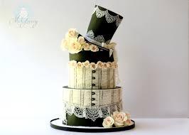 American Cake Decorating A SUPAH Cool Cake Magazine McGreevy Cakes