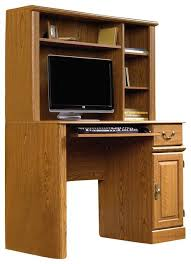 Wood Computer Armoire Wooden Computer Desk With Hutch Mimalist Solid Wood Computer