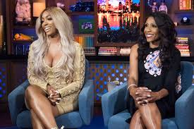 porsha williams 2012 watch porsha thinks nene was u0027vicious u0027 on wwhl watch what
