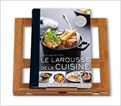 le larousse de la cuisine avec lutrin amazon co uk isabelle