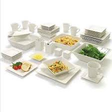 kitchen dinnerware set plates soup bowls banquet serving dishes