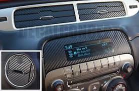 2010 camaro interior 2010 2015 camaro carbon fiber interior dash decal kit sticker