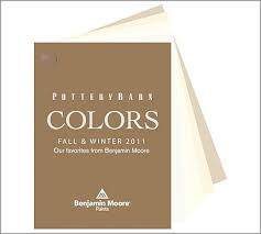 pottery barn paint colors 2011 for the home pinterest