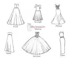 wedding dress shape guide shapes of wedding dresses wedding dresses in jax