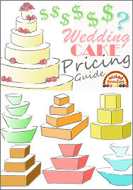 wedding cake pricing wedding cake cake and wicked