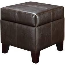 furniture storage ottoman with trays canada simpli home