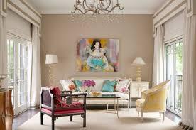 modern take on the feminine interior design