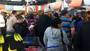 target walmart open on thanksgiving is just corporate greed