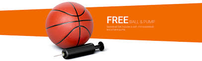 basketball set vuly trampolines australia