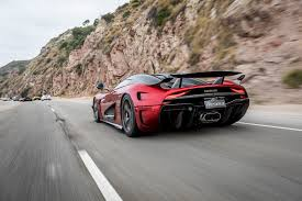 koenigsegg regera exhaust first koenigsegg regera fitted with the new aero pack debuts in