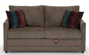 Loveseat Size Sleeper Sofa Customize And Personalize 200 Fabric Sofa By Stanton