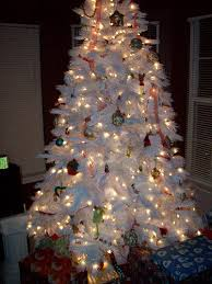 White Christmas Tree With Decorations by Christmas Tree Decorating Ideas Beautiful Photos Of Christmas Trees