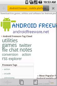 android freeware steel android web browser free android app android freeware