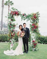 how to build a trellis archway 59 wedding arches that will instantly upgrade your ceremony