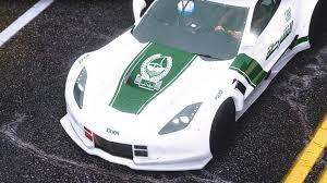 police corvette chevrolet corvette c7r dubai police gta5 mods com