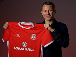meine gute landk che giggs appointed as wales national team manager
