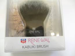 amazon com rite aid renewal kabuki brush beauty