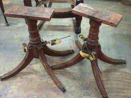 john mark power antiques conservator duncan phyfe style mahogany