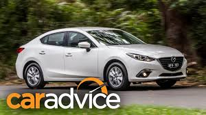 mazda 2016 range 2016 mazda 3 touring sedan review youtube