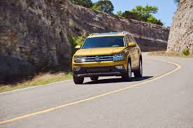 volkswagen atlas 2017 2018 volkswagen atlas pricing announced will start at 31 425