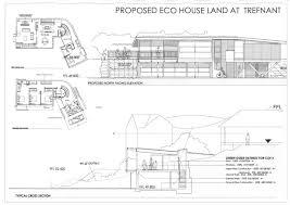 eco house denbigh north wales
