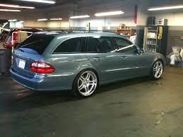 mercedes station wagon 2004 e 320 amg