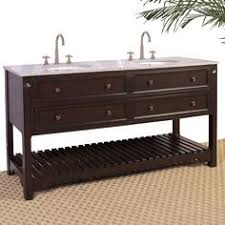 mayfield 60 u201d double sink vanity by mission hills 1099 99
