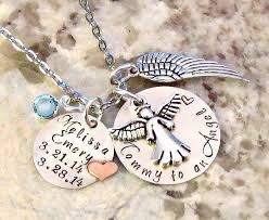 custom sted necklace 149 best memorial jewelry memorial necklace memorial gift
