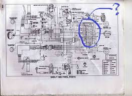 1985 fxwg wiring diagram 1985 wiring diagrams instruction