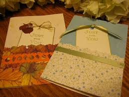 there is no place like home handmade greeting card instructions