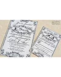 great gatsby wedding invitations spectacular deal on puttin on the ritz great gatsby themed