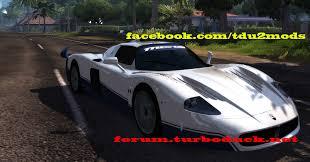 old maserati race car released tdu2 autopack ver 1 73