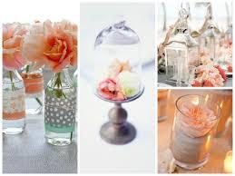 deco table rose et gris mariage ch mariage couleur corail