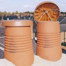 about the round chimney caps